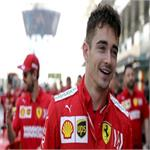 Charles Leclerc signs Ferrari contract to 2024